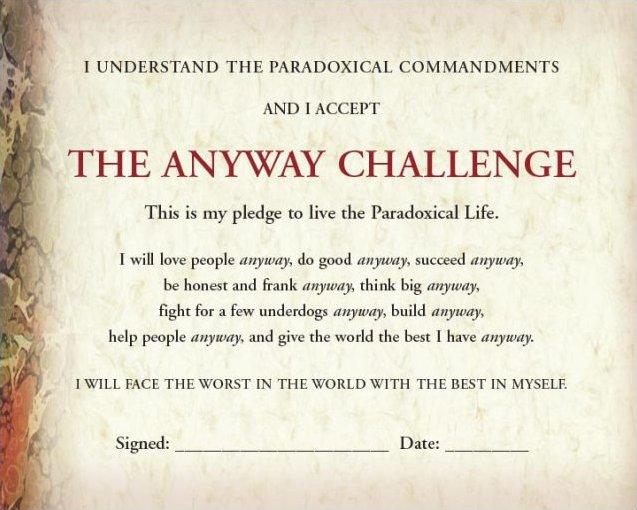 anyway-challenge
